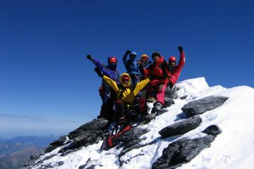 Eiger (3970 m) – West Face/Ridge